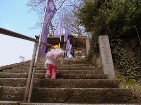 階段、、、