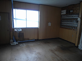 予冷庫の設置予定場所