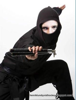 ninja henrik lundqvist