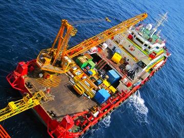 Tempat tido~ Workboat