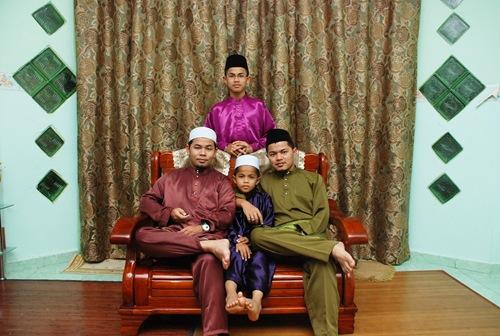 Hasrul, Syafiq,Izzuddin & Hafizd