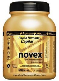 Novex Ração Humana Capilar 1200g (1)