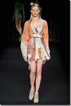 Teca - Fashion Rio Inverno 2011