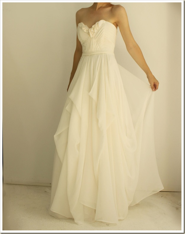 Julietta Wedding Gown by Leanne Marshall 2