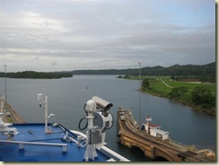 Exiting Gatun Locks (Small)