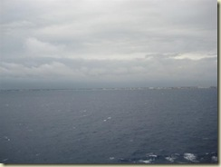 Approaching Cozumel (Small)