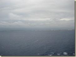 Approaching Cozumel (Small)