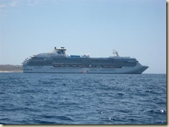 Isl P returning on Tender Cabo (Small)