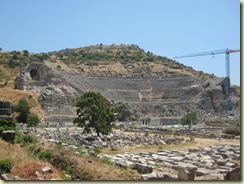 Grand Amphitheater - Ephesus
