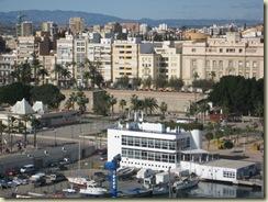 Cartagena from ship