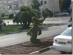 Goofy in Haifa (Small)