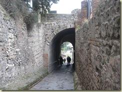 Pompeii Gate - Porta Marina (Small)