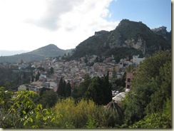 Taormina View from Amphitheater (Small)