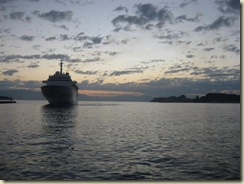 Corfu Sunrise (Small)