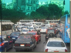 Cairo Traffic Jam (Small)
