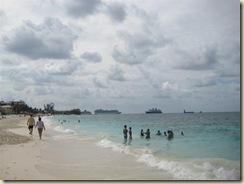 7 mile beach and ships (Small)