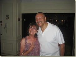 Debbie and Lenny Welch (Small)