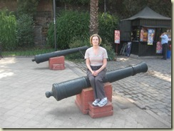 Cannon at S Lucia (Small)