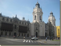 Lima Cathedral (Small)