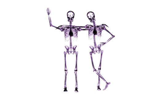 (10)Couple-Widescreen-X-Ray-Hd-Desktop-Wallpaper