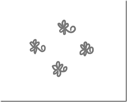 Cap mini flower