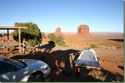 50 - Het voordeel van kamperen, prachtige uitzichten