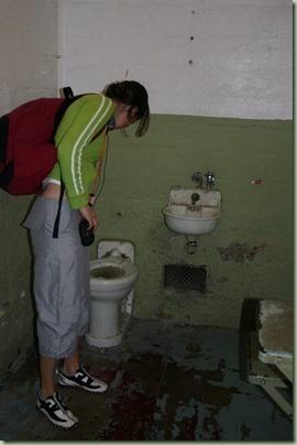 08 - Op Alcatraz, betere toiletten dan op de meeste campings die wij tegenkwamen
