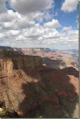 54 - Eindelijk in de Grand Canyon, prachtige vergezichten