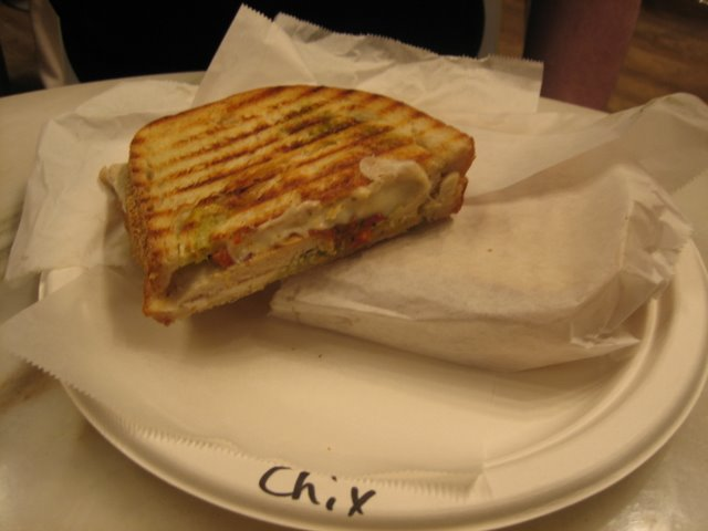 Chicken Panini