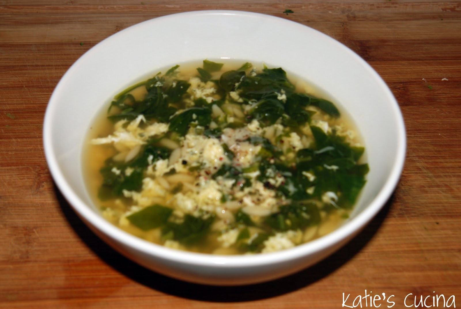 ... soup is an spinach stracciatella soup stracciatella soup with orzo