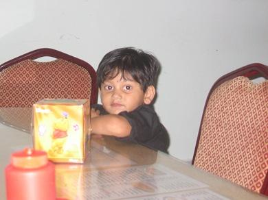 Nephew again