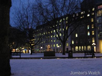 St Philip's Square