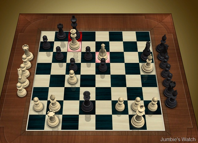 Chess game 1