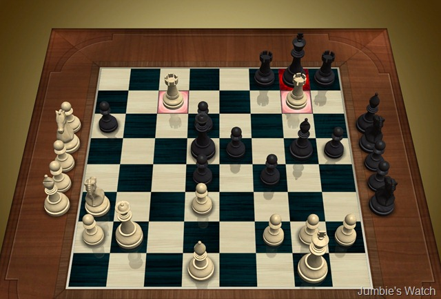Chess game 7