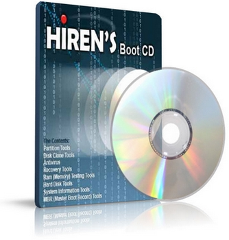 [Mediafire] Hiren's BootCD 11.0 Patched