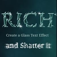 typography Photoshop tutorials