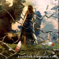 Amazing photo Manipulation Photoshop tutorials till December 2009