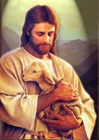 Jesus the Good Shepherd Del Parson