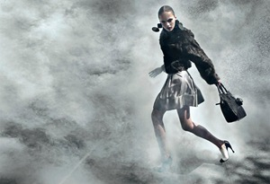 Emporio Armani Fall 10 Camp, Karmen Pedaru by Mario Sorrenti 5