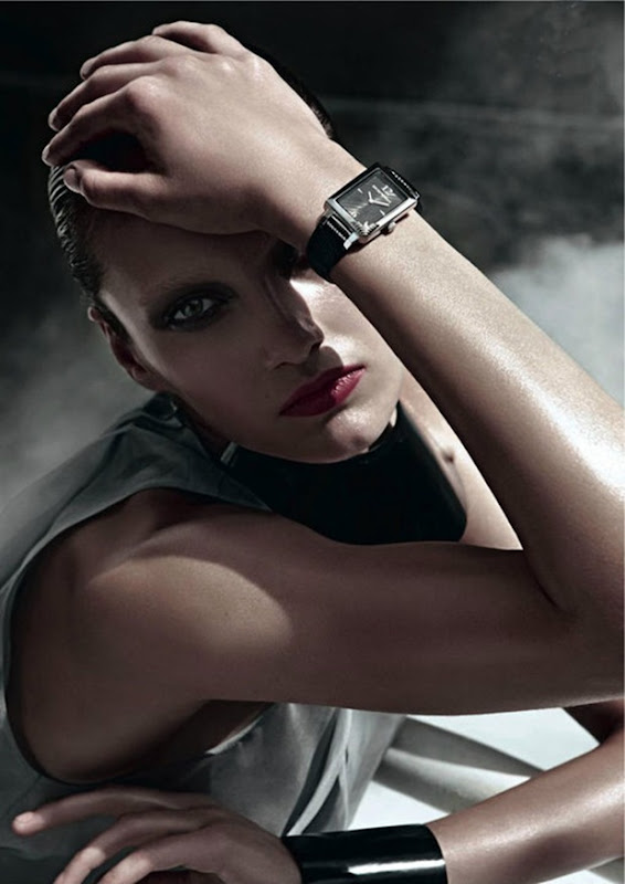 Emporio Armani Fall 10 Camp, Karmen Pedaru by Mario Sorrenti 8