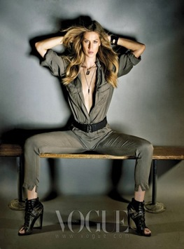 Gisele Bündchen Vogue Korea May 2010 33