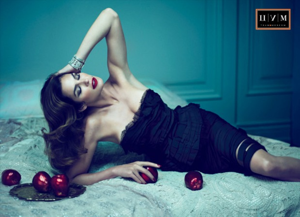 Cindy Crawford for TSUM 03