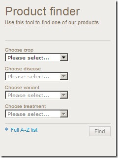ProductSelectorModule