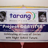 Tarang Annual day event for Night School
