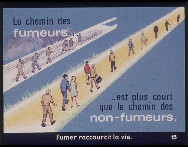 Films fixes et publicités de quartier sur www.filmfix.fr : Santé et hygiène, le tabac