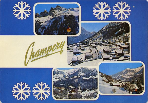 Cartes Postales Pop et  Kitsch des annes 50, 70 et 70 - Pop and kitsch vintage postcards from the fifties, the sixties and the seventies : Fentres sur campagne