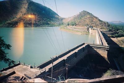 Vani Villas Sagar Dam