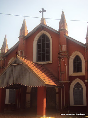 Wesley English Church (Promenade Road, 1888)