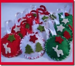 Enfeites Arvore Natal #2