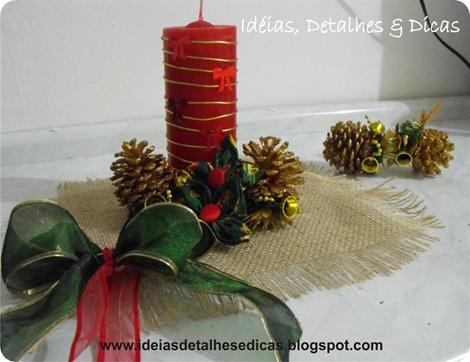 arranjo natal para mesa (Large)